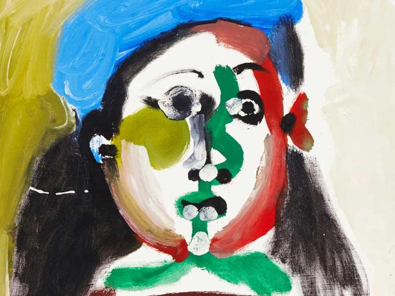 Originalverk av Pablo Picasso säljs av Uppsala Auktionskammare