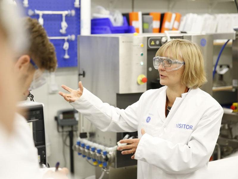 UIC i samarbete med GE Healthcare i ny BioProcess Innovation Hub