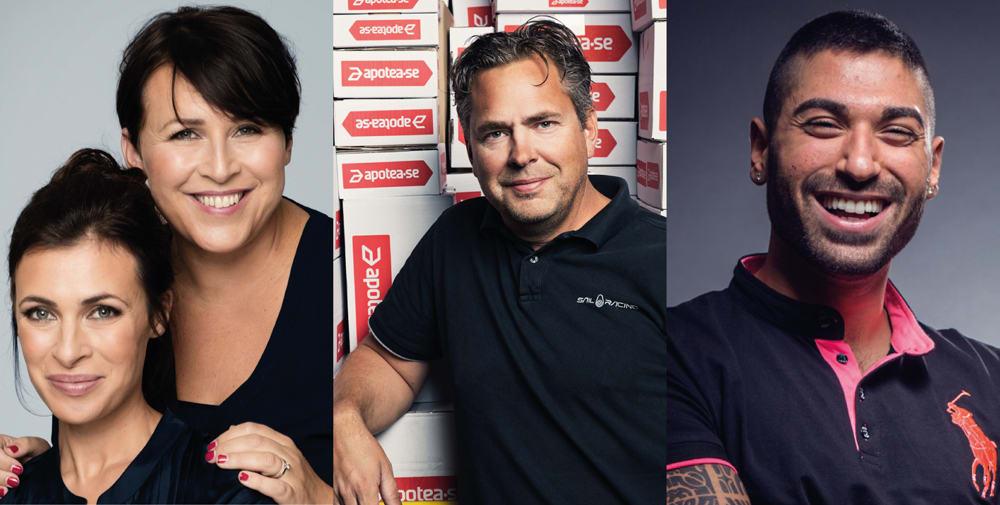 E-handel, socialt entreprenörskap, superfrukter och nya mediakoncept på årets Anders Wall-föreläsning