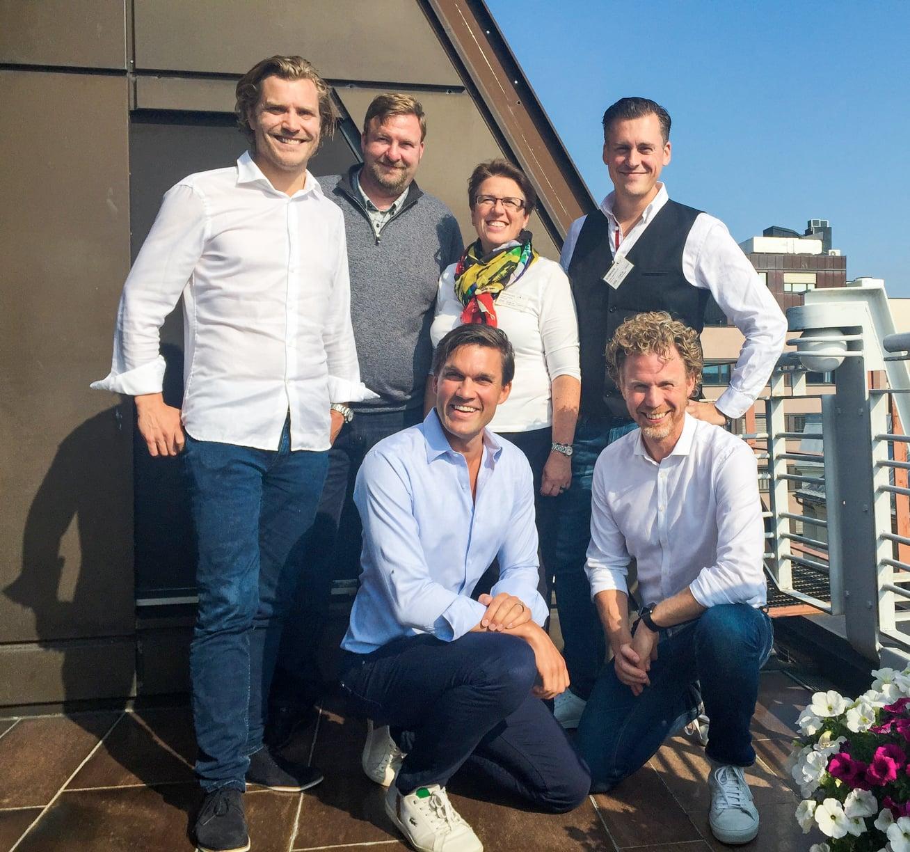 Fyra svenska bolag vässar klorna i Silicon Valley