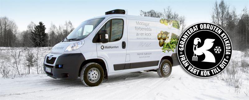 Waxy Carwash öppnar dörrarna till lastbilstvätten i Uppsala!
