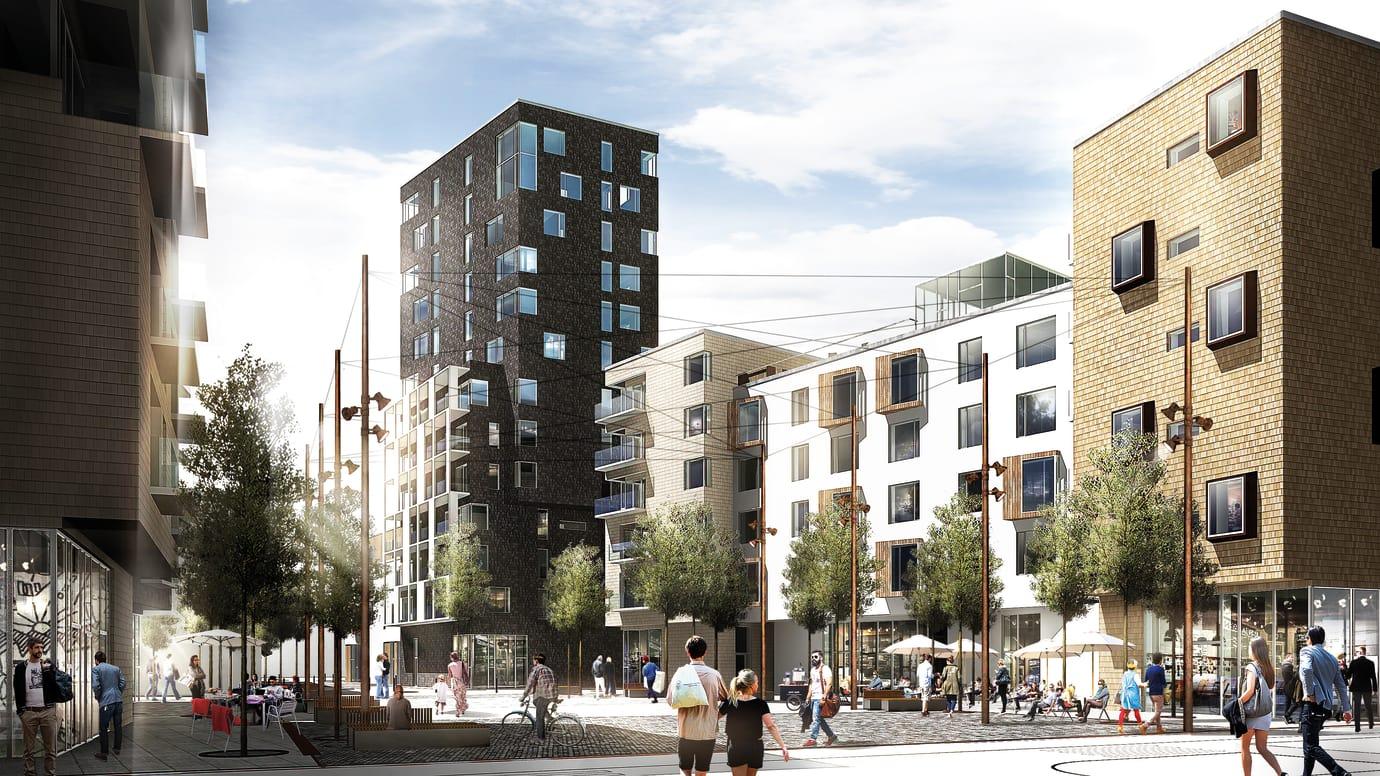 Framgångsrikt byggår i Uppsala