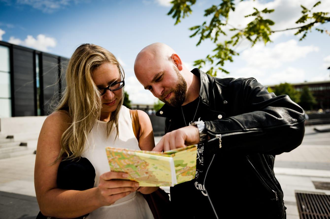 Uppsala rustar med InfoPoints för bättre service gentemot besökare