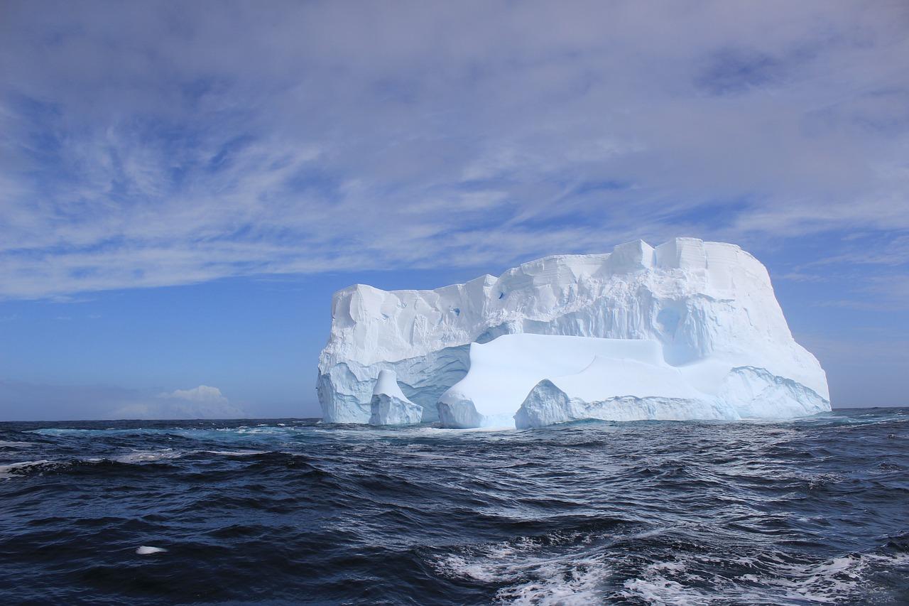 Havsisens utbredning påverkar nederbördsmängder