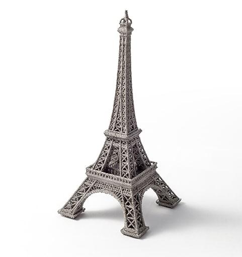 VBN Components lanserar världens tuffaste 3D-printade rostfria stål