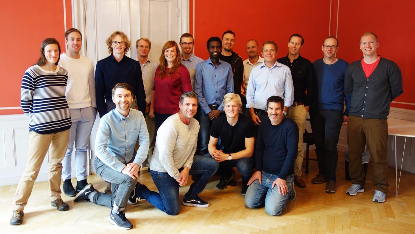 Tolv nya affärsidéer tar plats i UIC Business Startup
