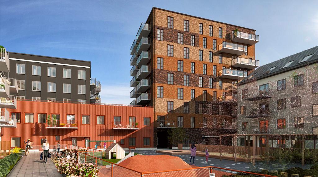 Uppsalahem ger hyresgäster förtur i nyproduktion