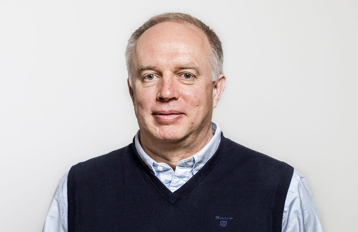 Mikael Köhler ny chefsläkare på Akademiska sjukhuset