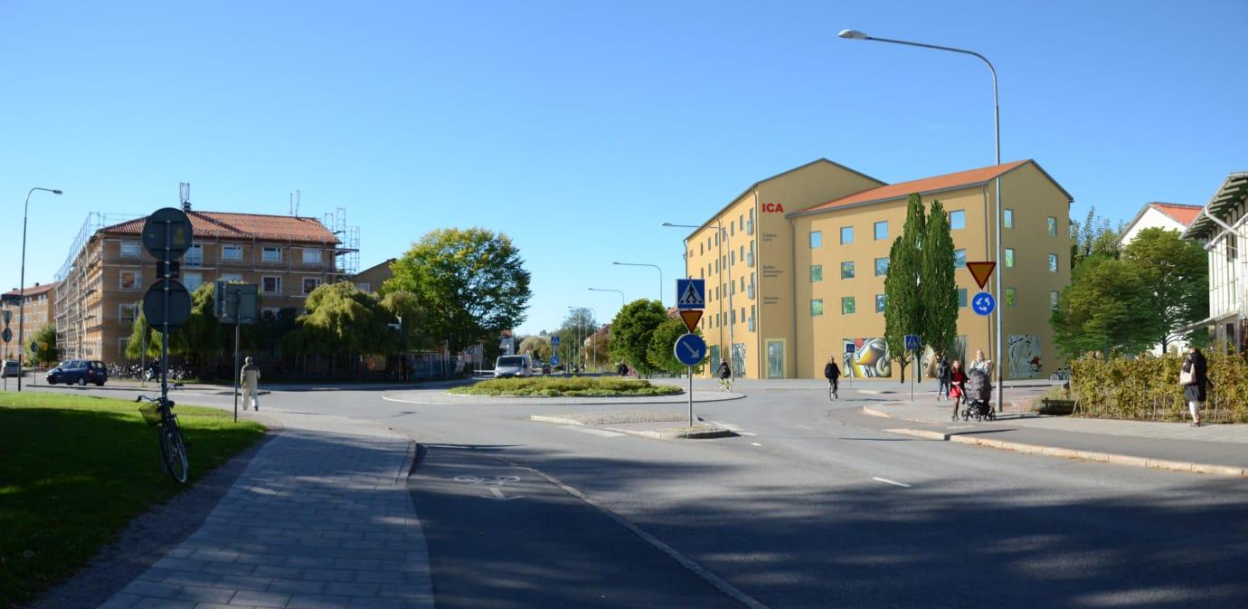 450 studentlägenheter ska byggas på Rackarberget