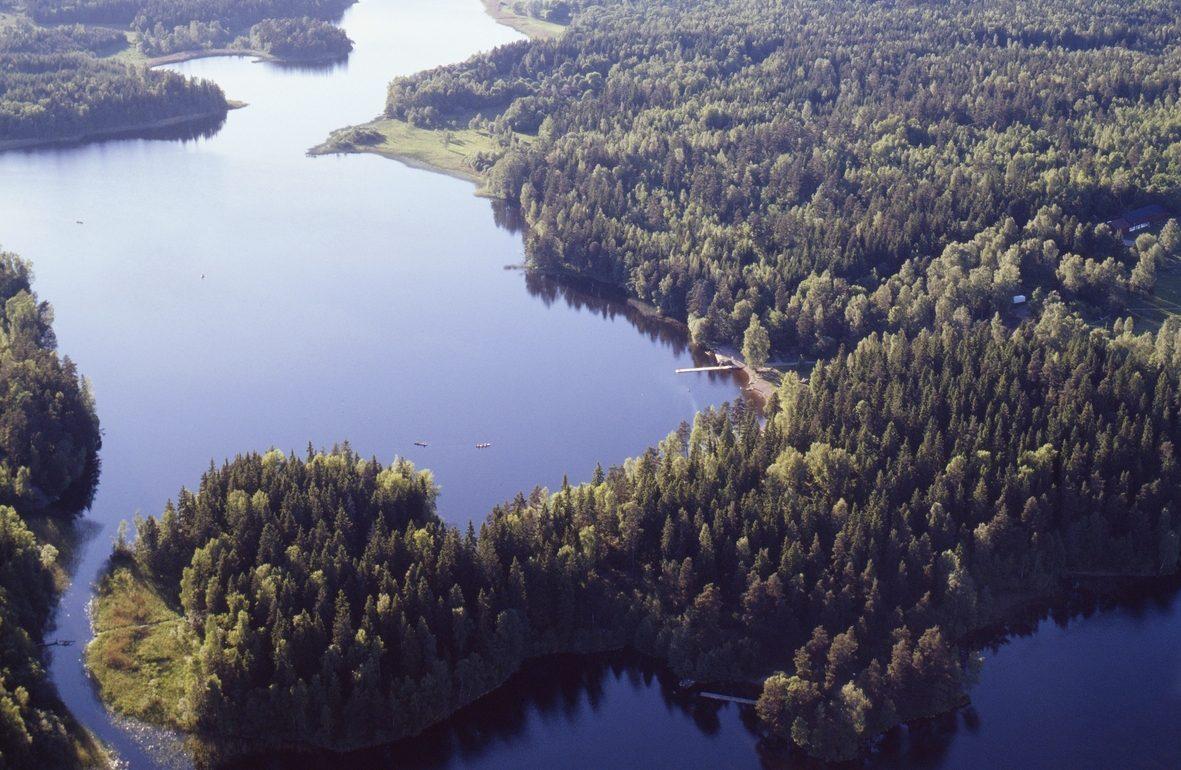 Marathon runt 6 sjöar i Fjällnora