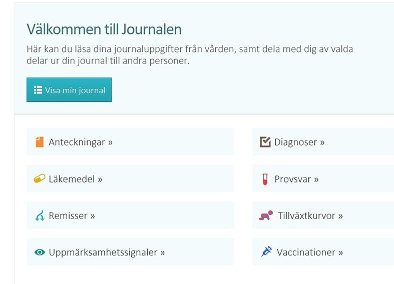 E-journaler bättre för patienter än förutspått