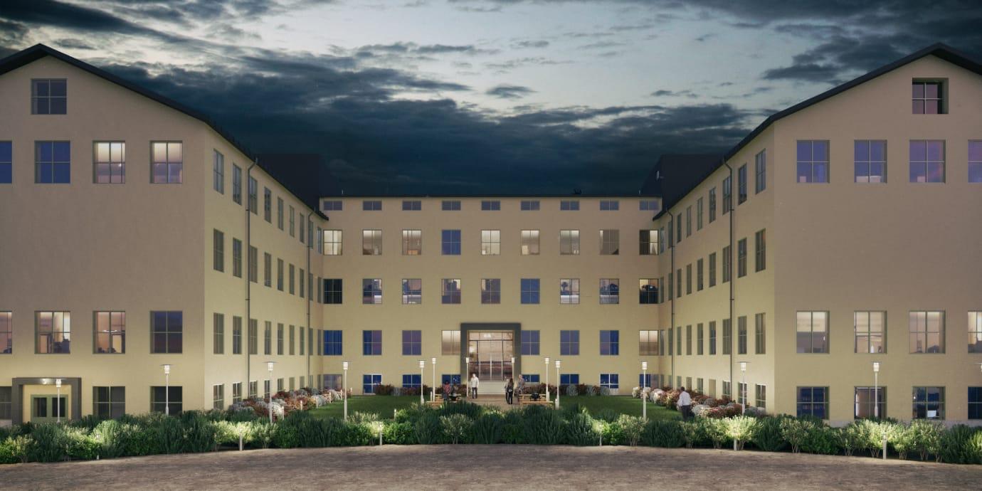 Startskott för fler studentbostäder i Uppsala