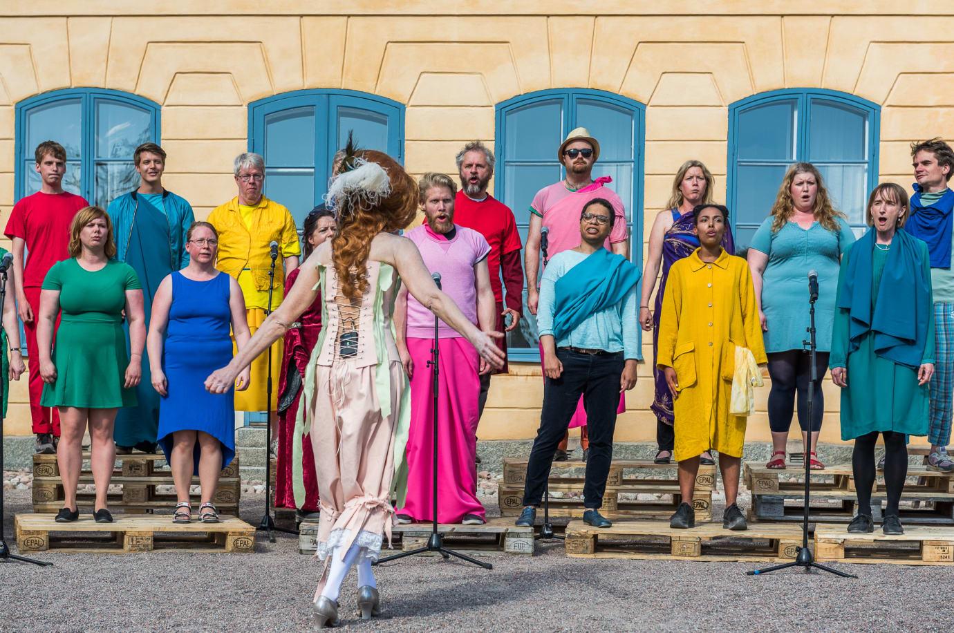 Sverigepremiär för Katarzyna Kozyras videoverk på Uppsala konstmuseum