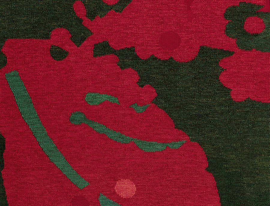 Monia Westin – en av Sveriges främsta textilkonstnärer visas på Uppsala konstmuseum