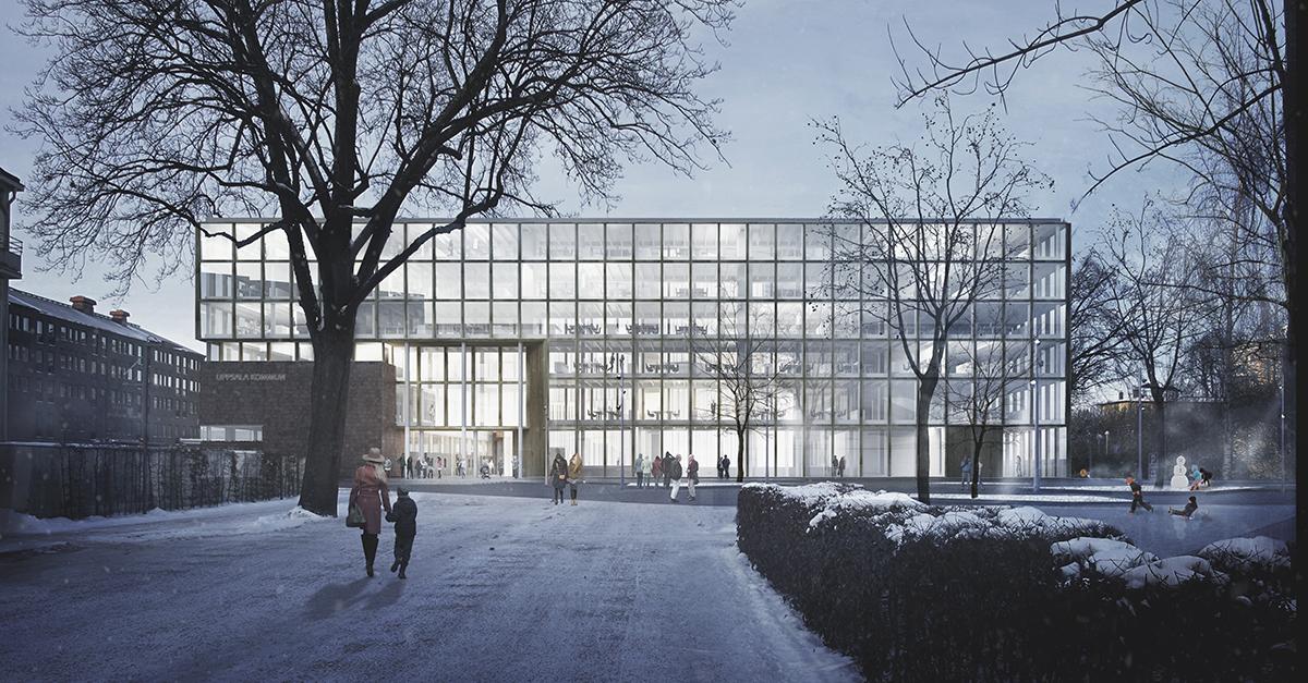 Nu är det klart: Uppsalabaserad inredningsarkitektstudio ritar inredningen till Stadshuset