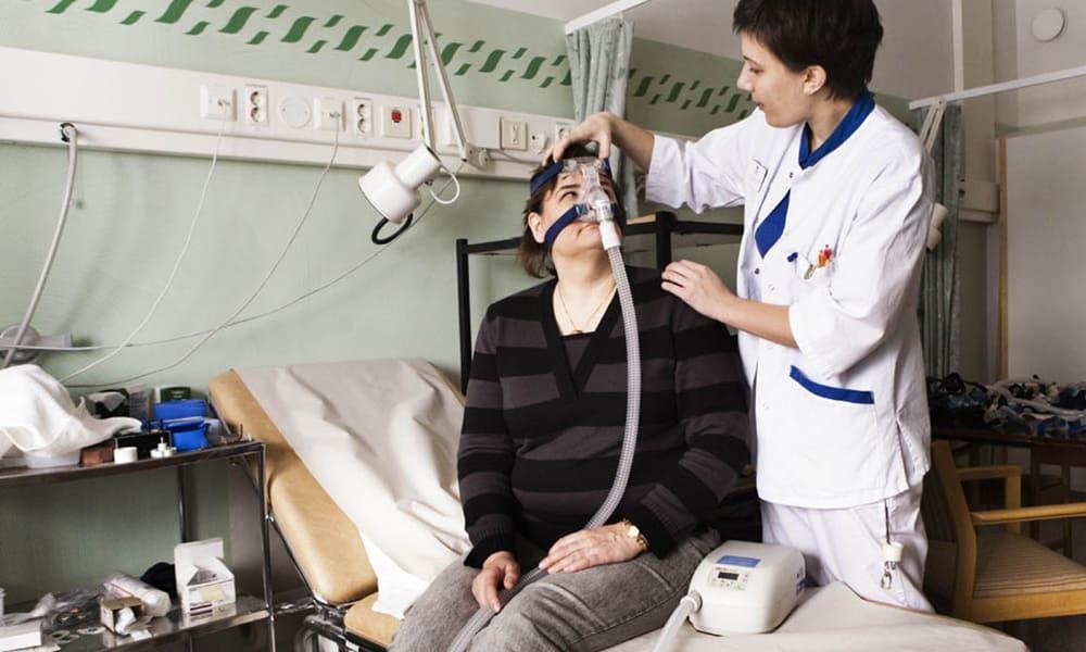 Koppling mellan sömnapné och cancer fokus för studie på Akademiska
