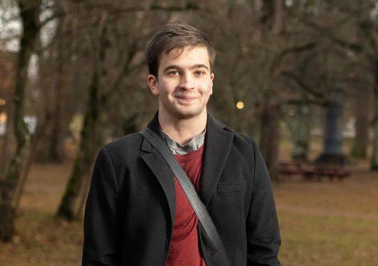 Psykologstuderande utsedd till Årets Uppsalastudent